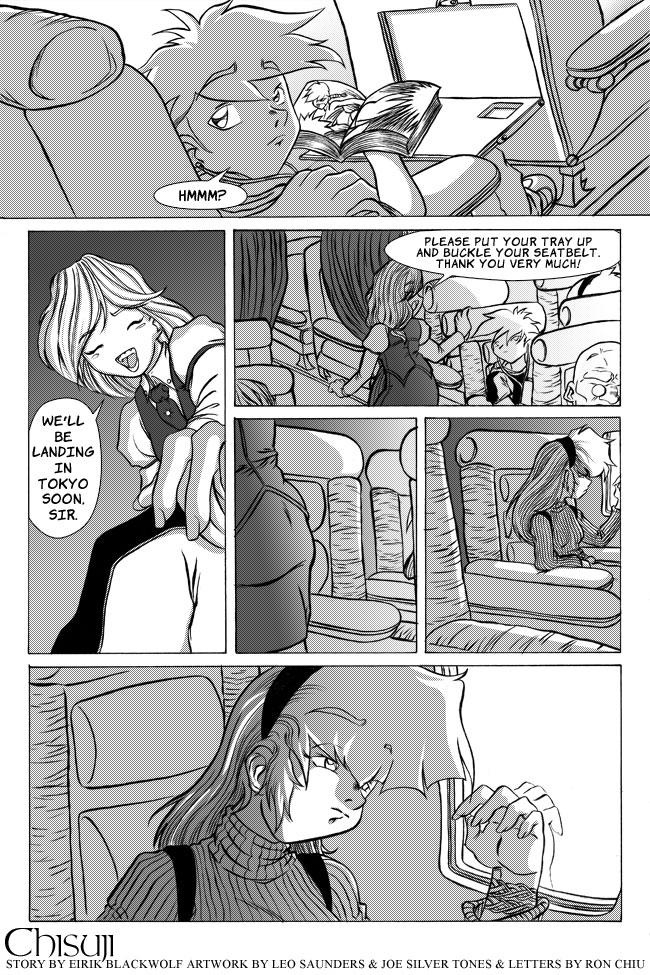 Chisuji – Chapter 1 – Page 05