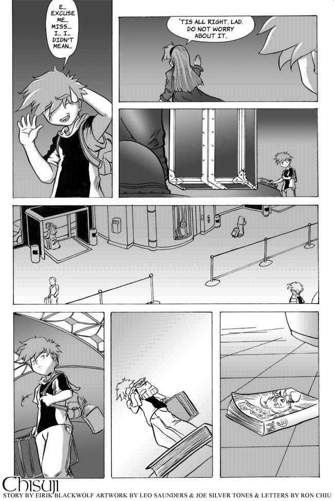Chisuji – Chapter 1 – Page 09