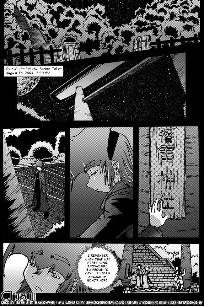 Chisuji – Chapter 1 – Page 32