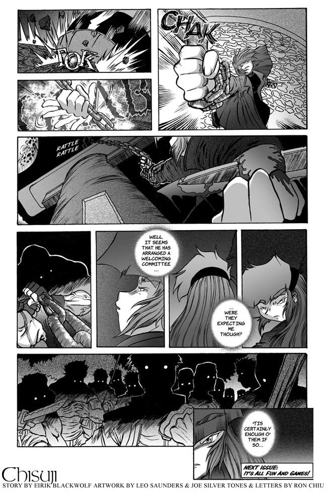Chisuji – Chapter 1 – Page 34