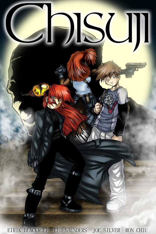Chisuji – Chapter 2 – Cover