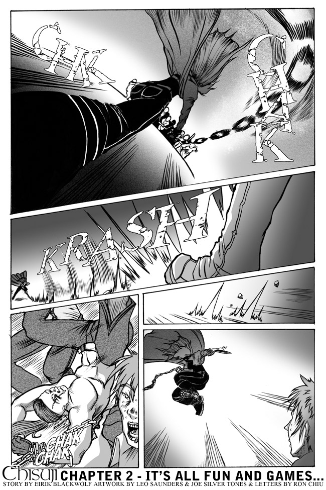Chisuji – Chapter 2 – Page 05