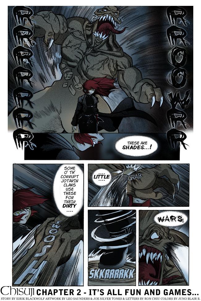 Chisuji – Chapter 2 – Page 10