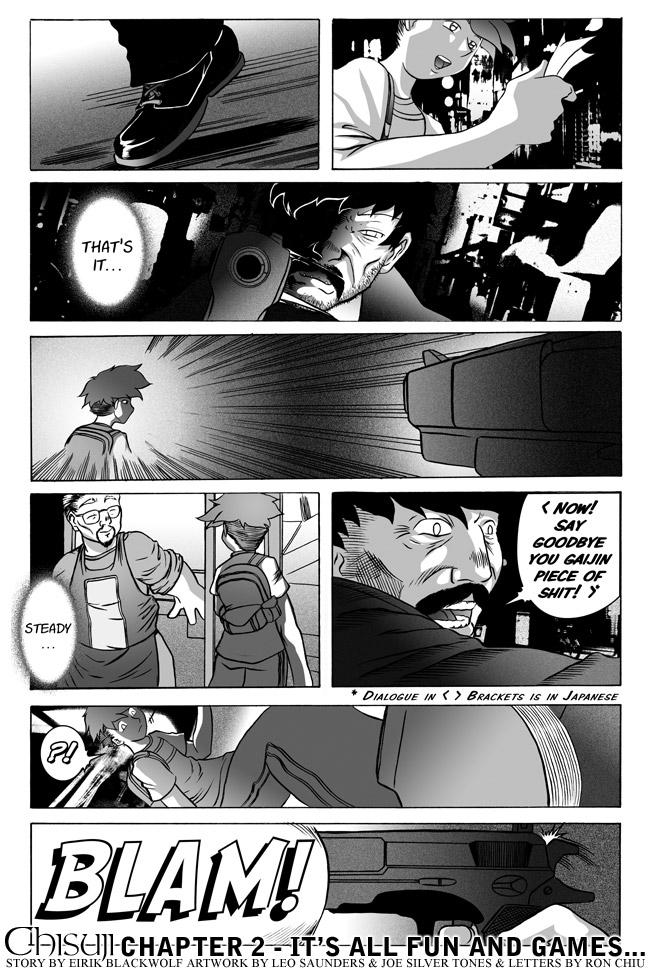 Chisuji – Chapter 2 – Page 15