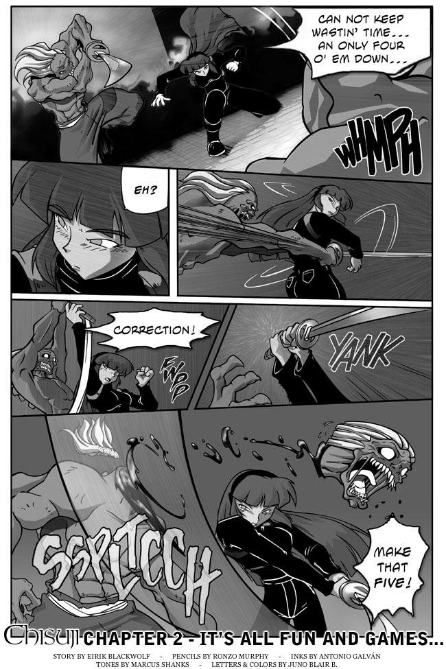 Chisuji – Chapter 2 – Page 19