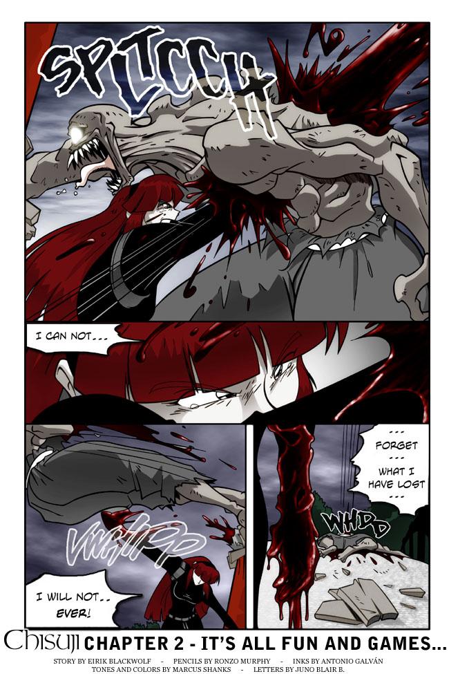 Chisuji – Chapter 2 – Page 25