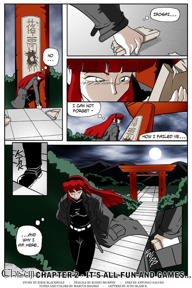 Chisuji – Chapter 2 – Page 26