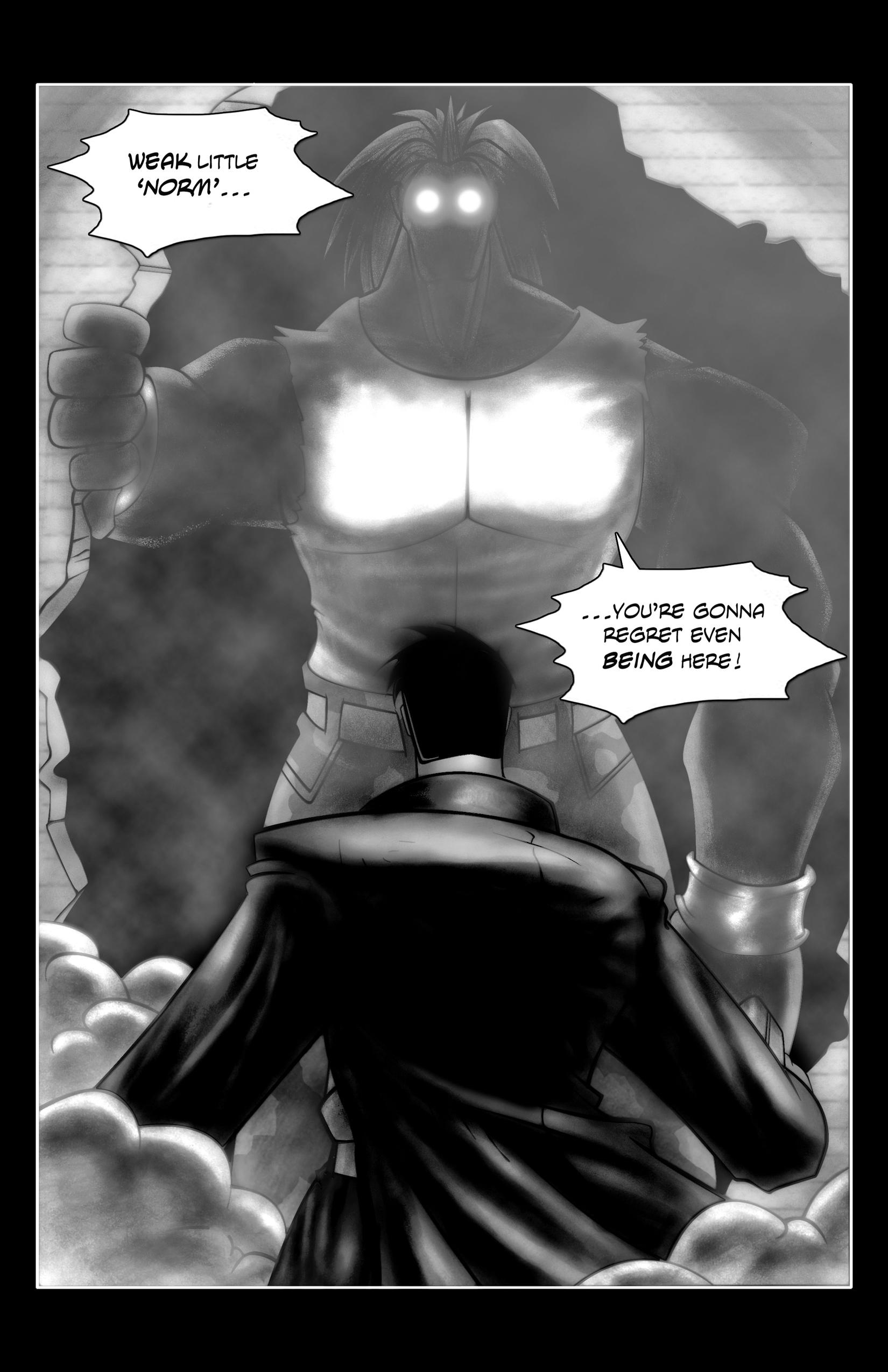 Chisuji – Chapter 3 – Page 08
