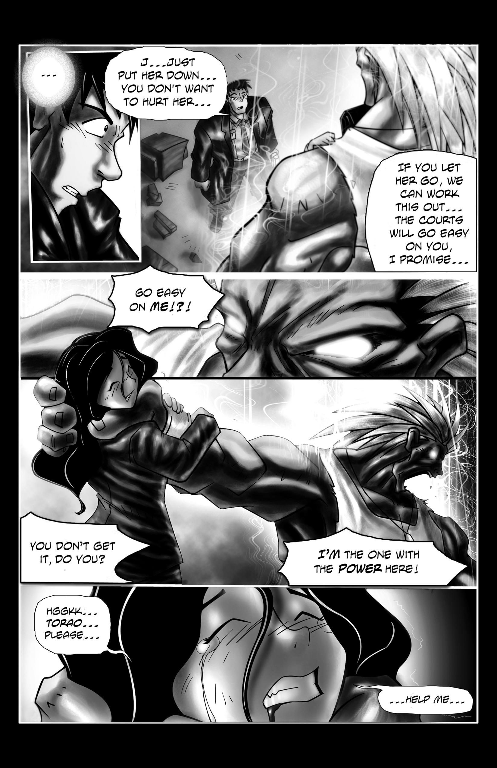 Chisuji – Chapter 3 – Page 11