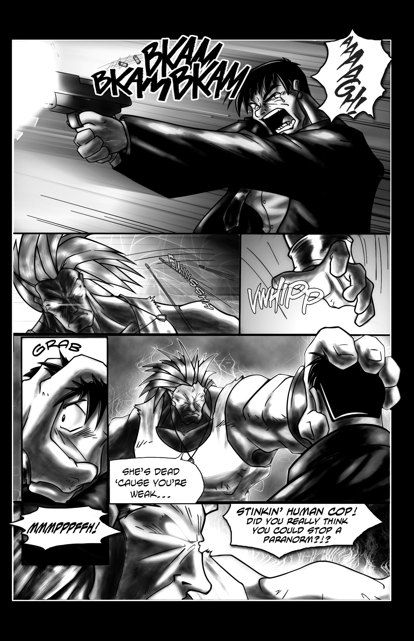 Chisuji – Chapter 3 – Page 13