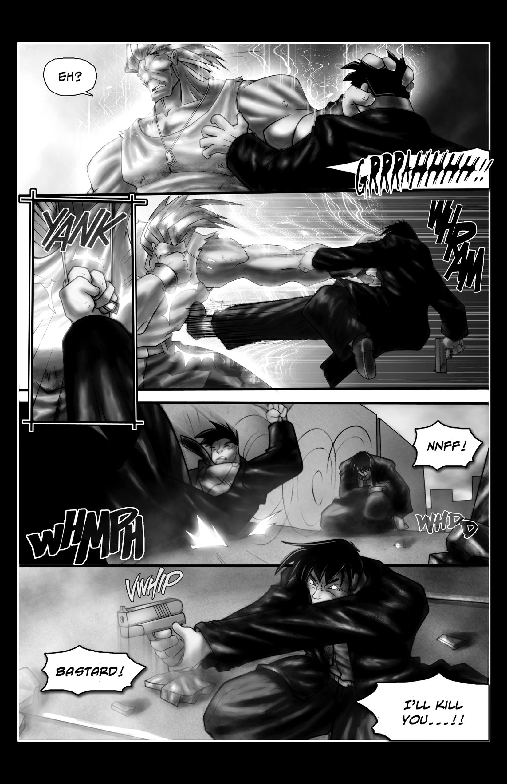 Chisuji – Chapter 3 – Page 15
