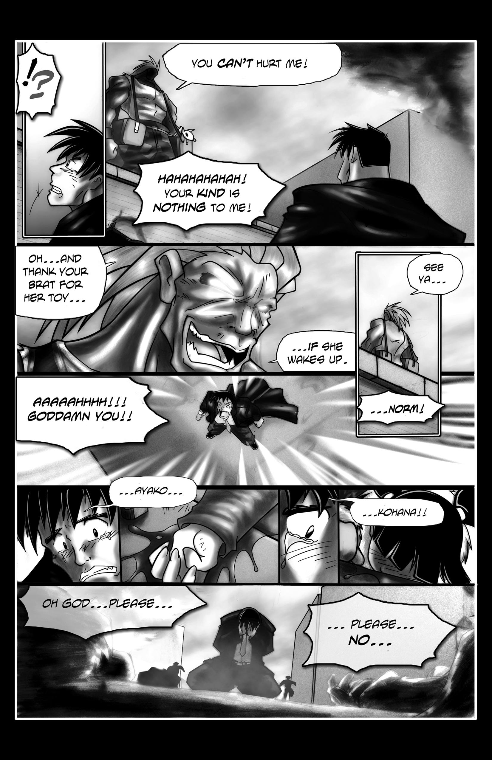 Chisuji – Chapter 3 – Page 16