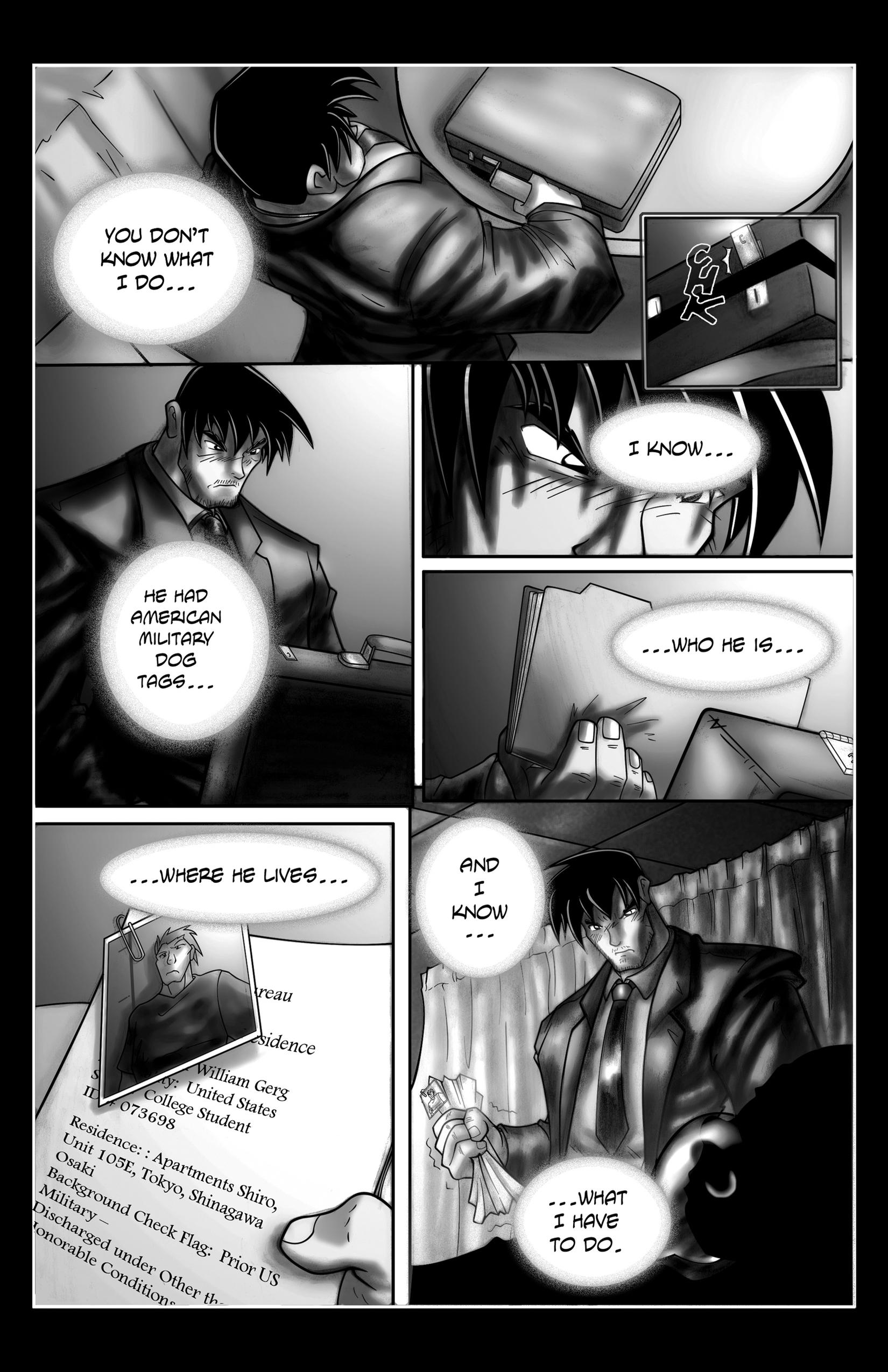 Chisuji – Chapter 3 – Page 18