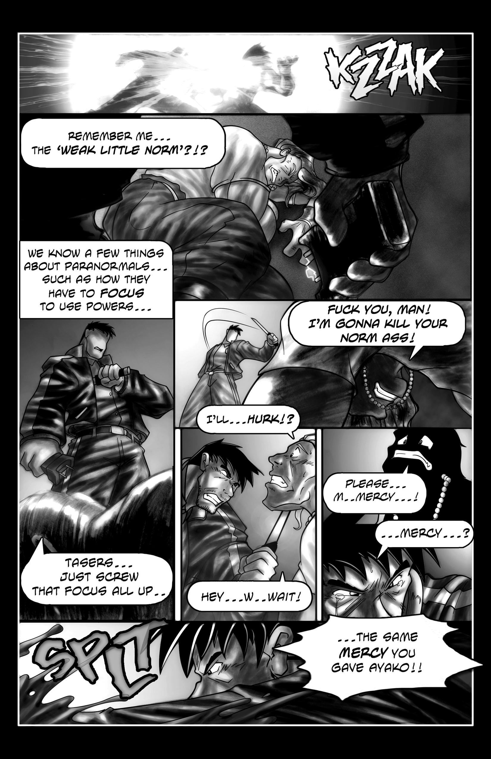 Chisuji – Chapter 3 – Page 21