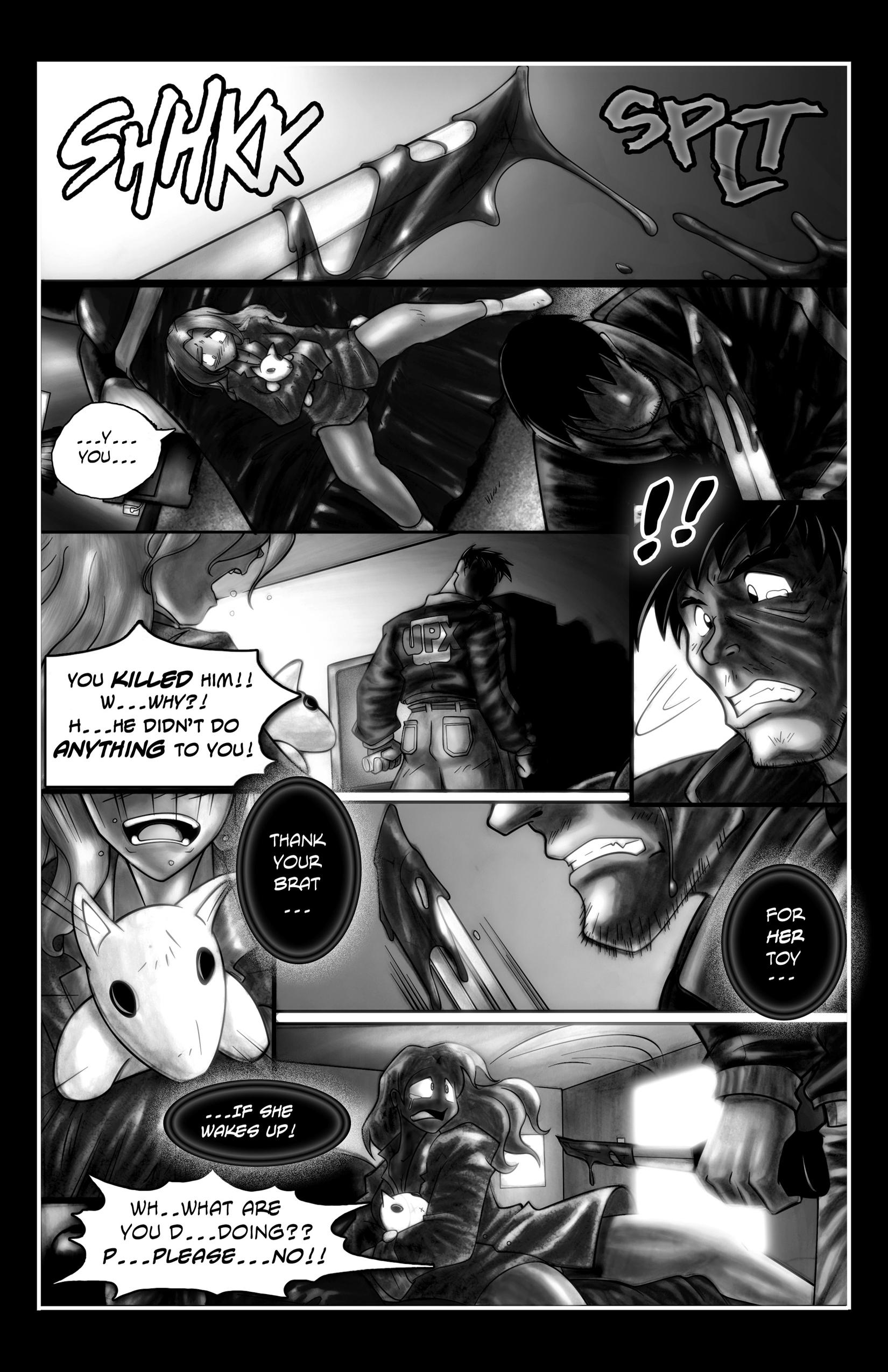 Chisuji – Chapter 3 – Page 22
