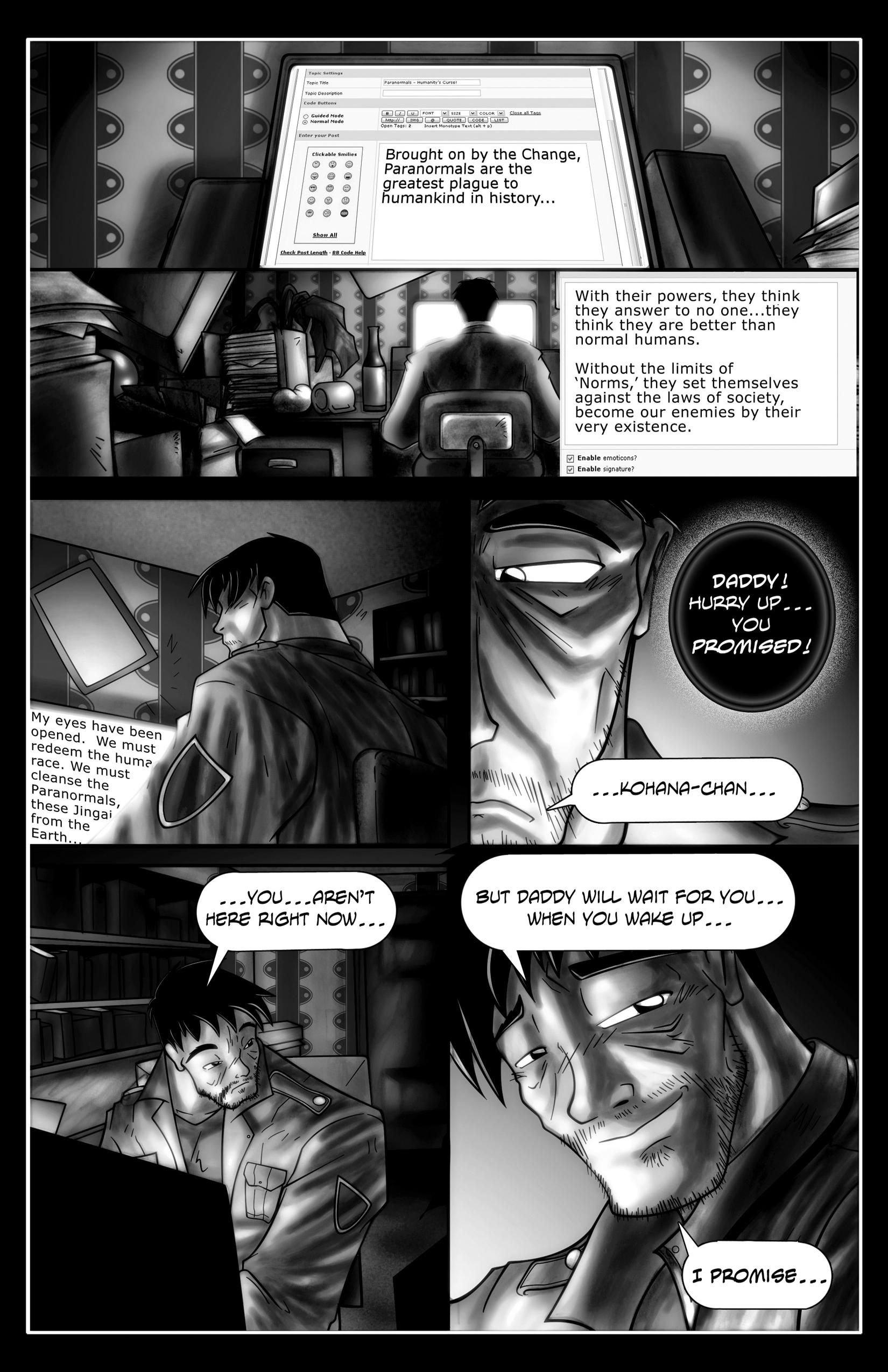 Chisuji – Chapter 3 – Page 23