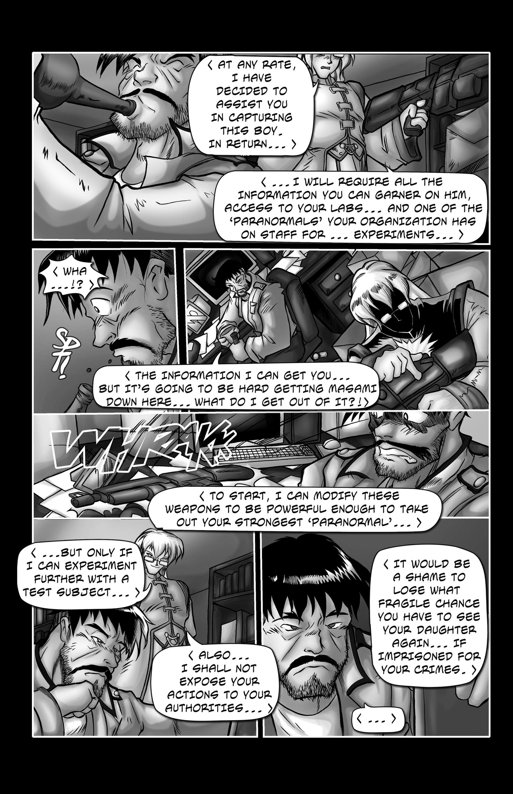 Chisuji – Chapter 4 – Page 2
