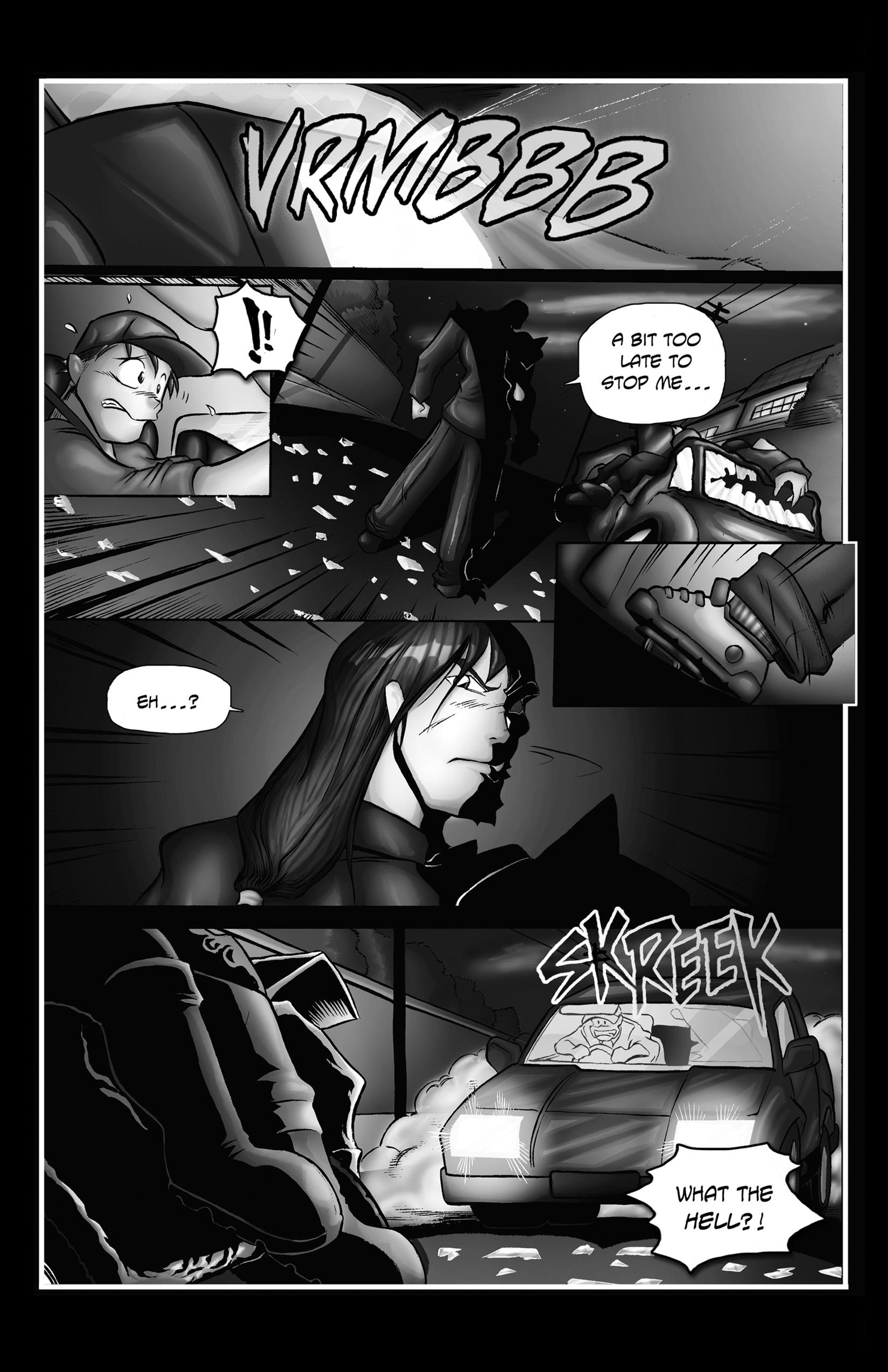 Chisuji – Chapter 4 – Page 9
