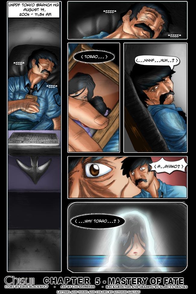 Chisuji – Chapter 5 – Page 10