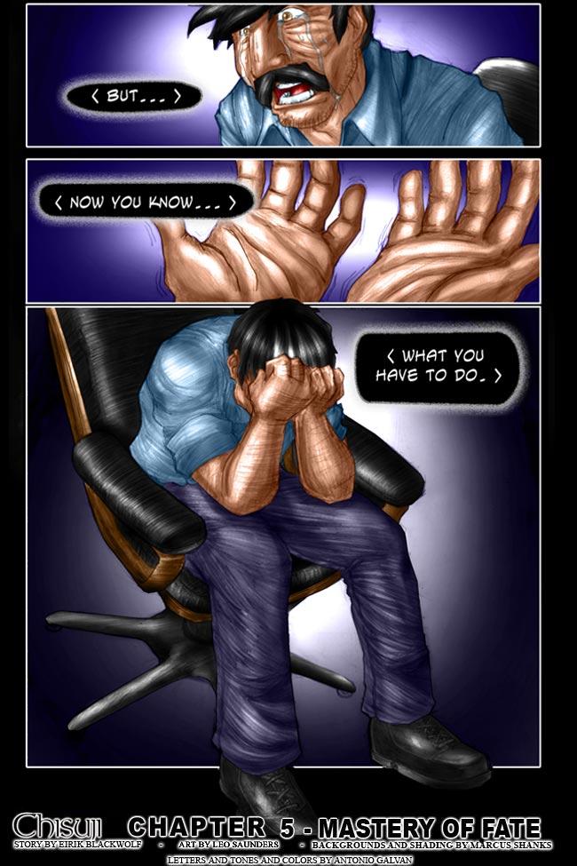 Chisuji – Chapter 5 – Page 13