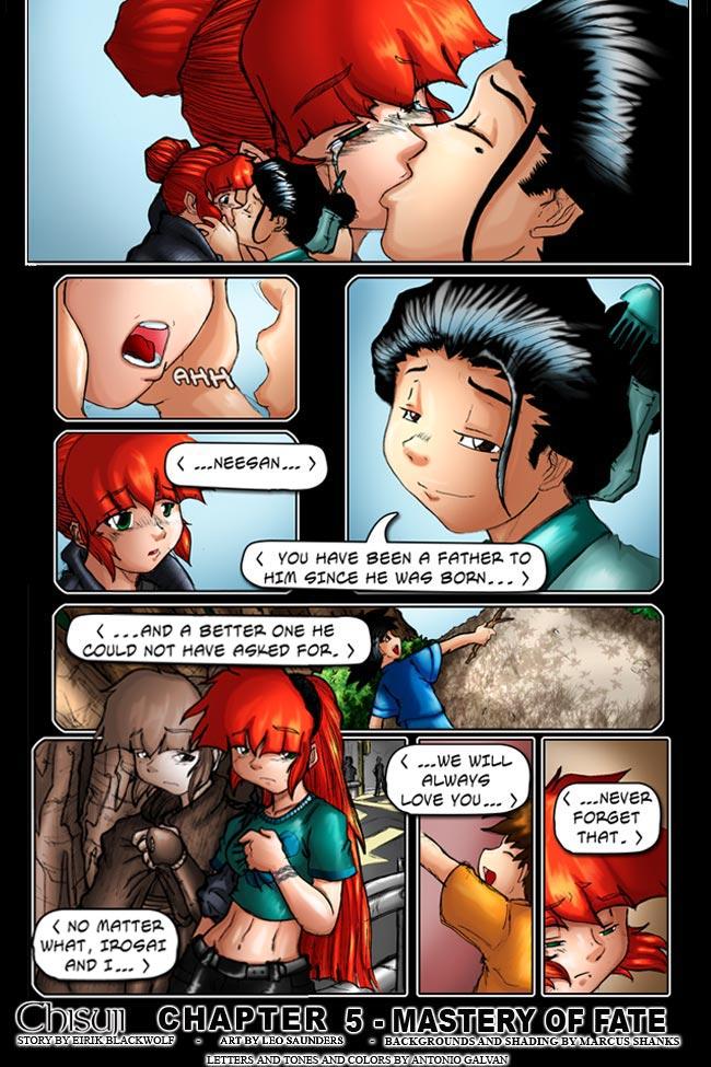 Chisuji – Chapter 5 – Page 20