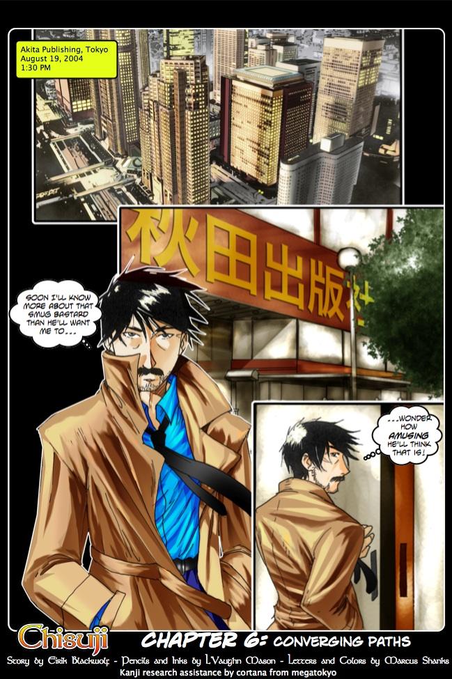 Chisuji – Chapter 6 – Page 05